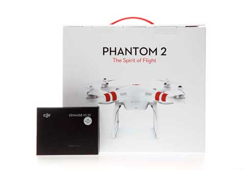 how to fly dji phantom