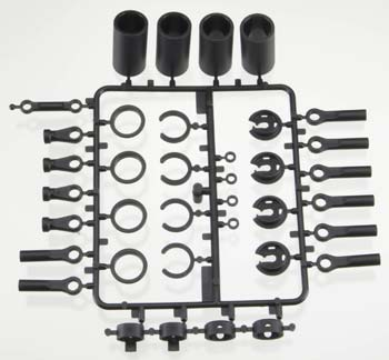 HPI Racing Shock Parts Set - SNHE