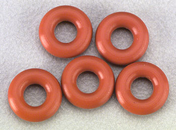 HPI Racing Silicone O-Ring P-3 Red - SNHE