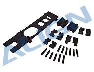 Carbon Frame Plastic Parts Set - SN Hobbies
