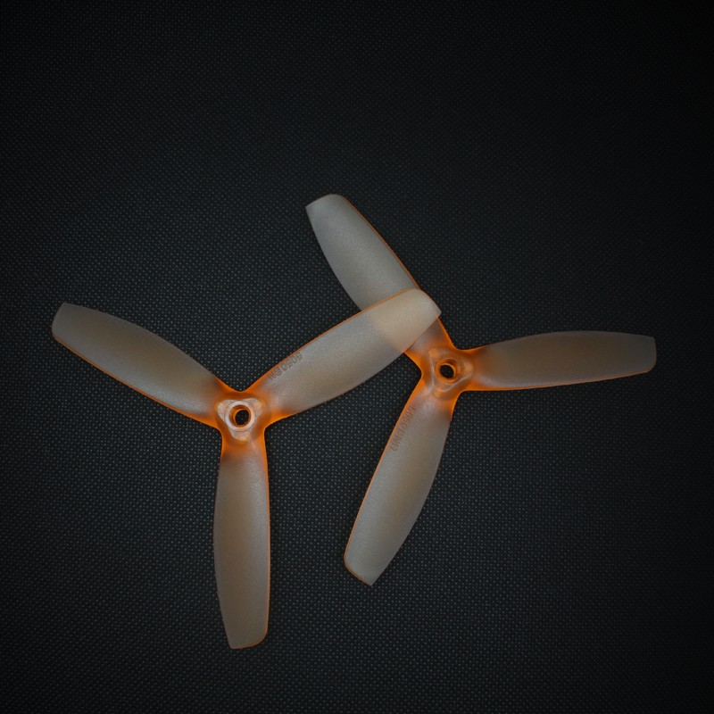 EMAX T5050 Prop 5Sets (10CW And 10CCW) <font color=&quot;orange&quot;>Orange</font> - SNHE