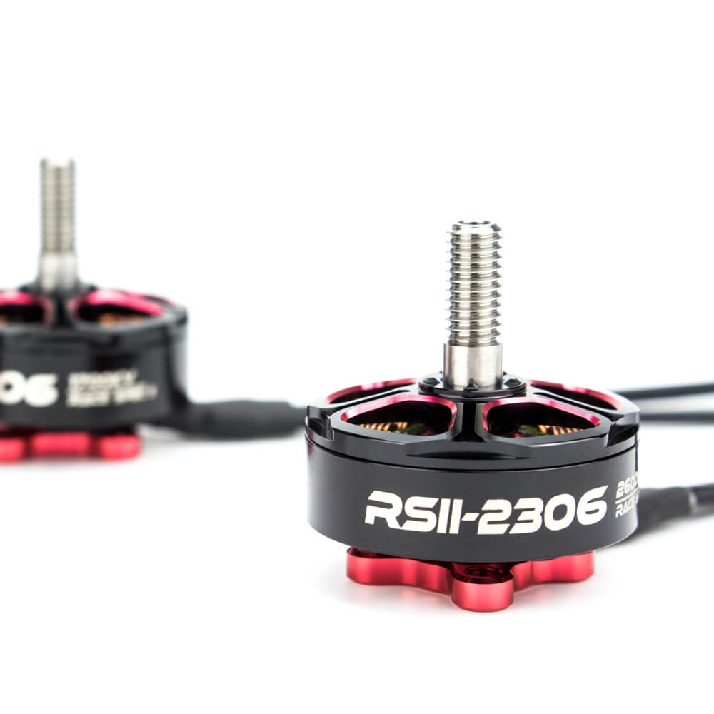 EMAX RSII 2306 1700KV Race Spec 3-6S FPV Racing Brushless Motor - SNHE