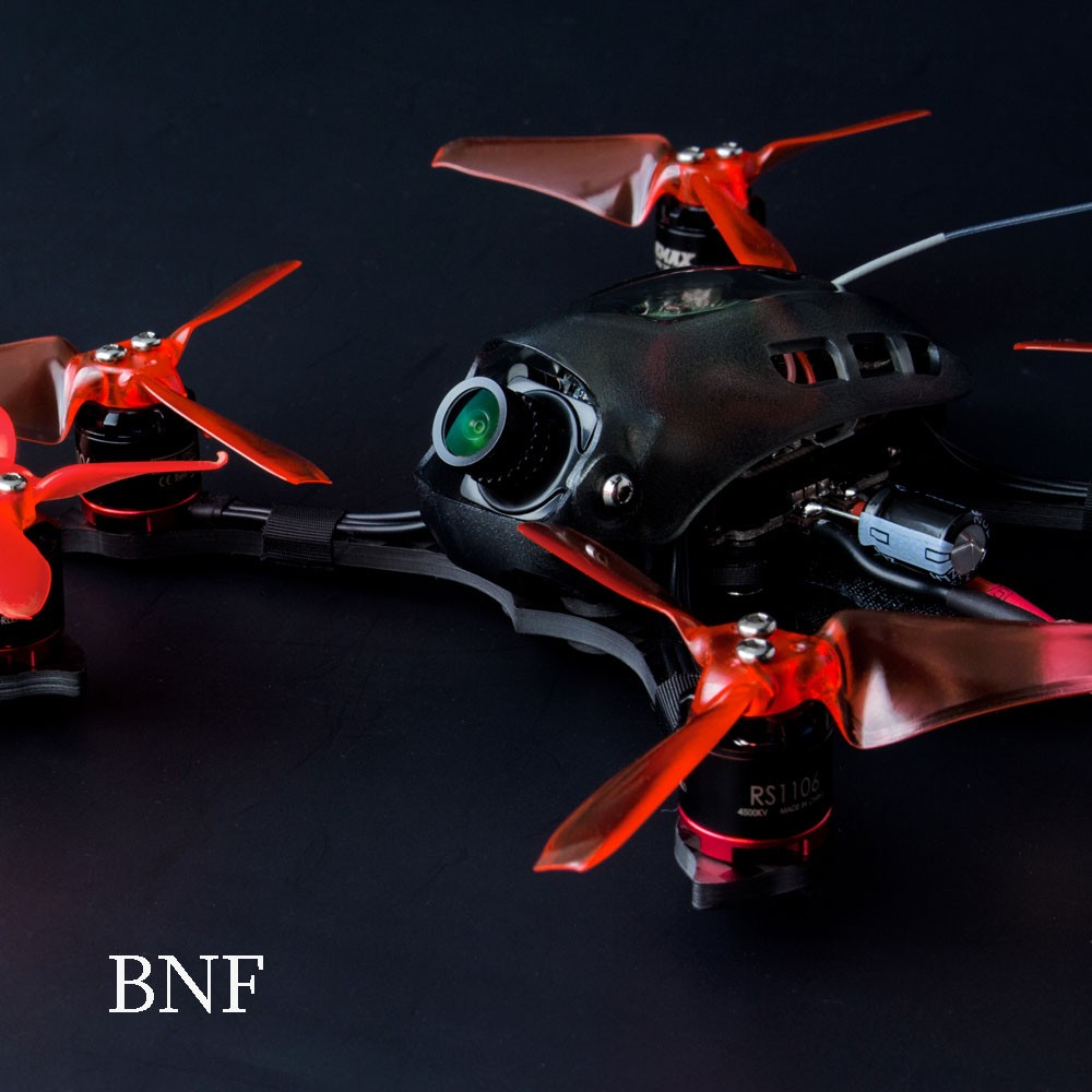 Emax Babyhawk-R RACE(R) Edition 136mm FPV Racing RC Drone <b>BNF FrSky</b> - SNHE