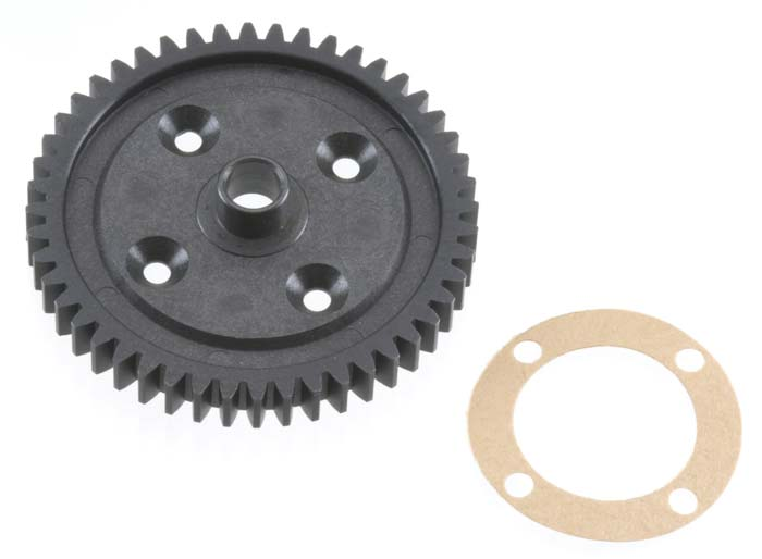 Associated E-Conversion Plastic Spur Gear 48T - SNHE