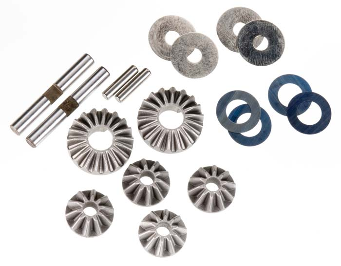 Associated Differential Gears/Washers/Pins RC8 - SNHE