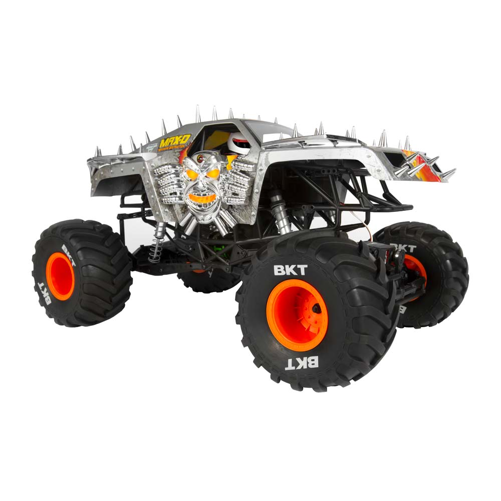 Axial 1/10 SMT10 MAX-D Monster Jam Truck 4WD RTR - SNHE