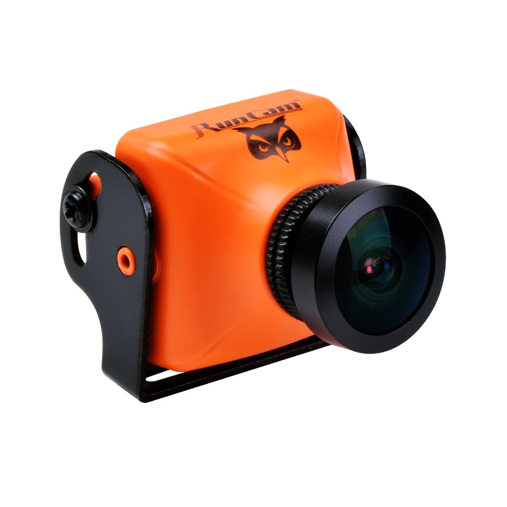 RunCam Owl Plus - Low Light Mini FPV Camera - <font color=&quot;orange&quot;><b>ORANGE</b></font> - SNHE