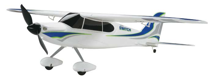 Flyzone Mini Switch 2-in-1 Sport EP RTF - SN Hobbies