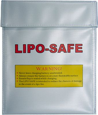 LiPo Battery Protective Bag - Big - SNHE