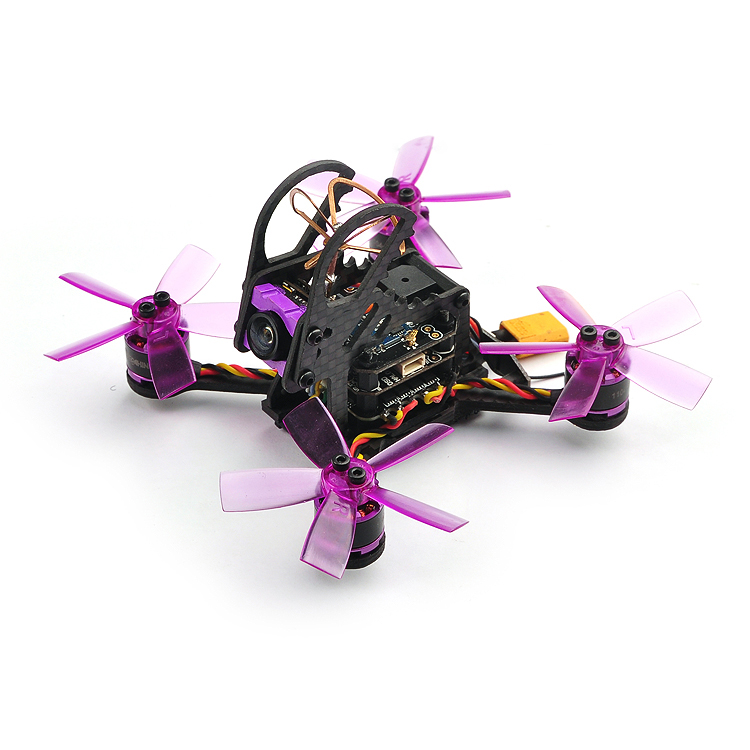 Eachine Lizard95 95mm Micro FPV RACING DRONE - <b>BNF SPEKTRUM</b> - SNHE