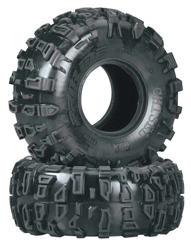 "Pro-line Racing Chisel G8 2.2"" Truck All-Terrain Tire with Foam(2) - SNHE"