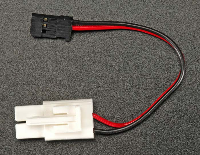 Traxxas TRX Power Charger Plug Adapter - SNHE