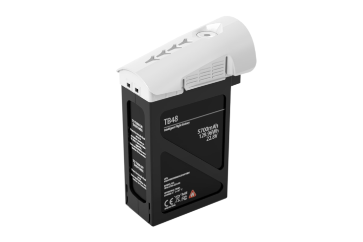 DJI Inspire 1 Battery Large TB48 5700 MAH - SNHE