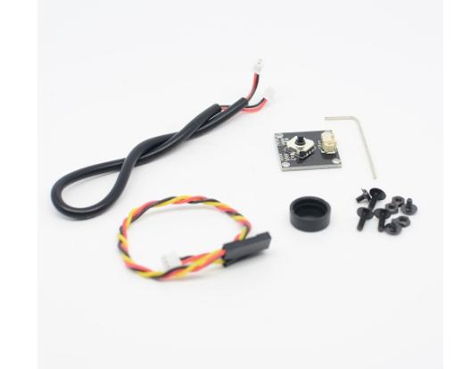 SN Hobbies - JinJiean Mini A19 700TVL Micro FPV Cam