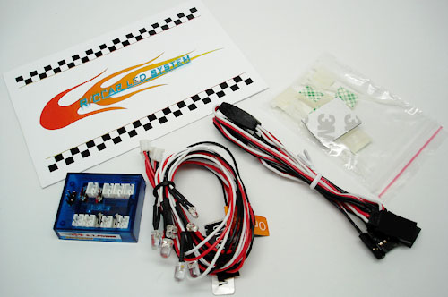 G.T Power R/C Car 2.0 LED System - SN Hobbies