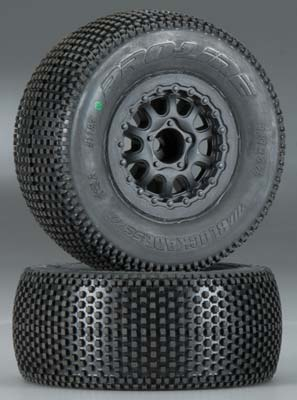 "Pro-Line Blockade SC 2.2""/3.0"" M3 Soft Tires Mounted - SNHE"