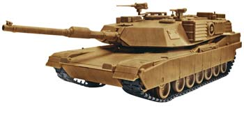 Revell 1/35 Abrams M1A1 Tank - SNHE