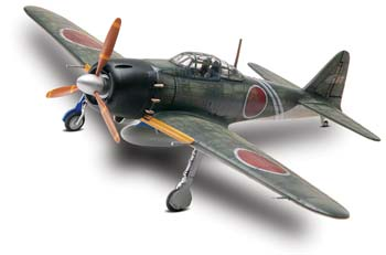 Revell 1/48 Japanese A6M5 Zero - SNHE
