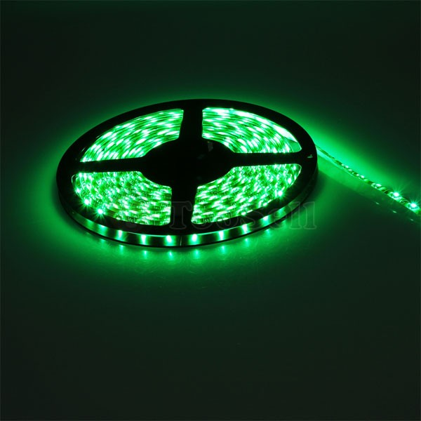 OLT Waterproof 5050-SMD Green Light LED Strips - 1 METER - SNHE