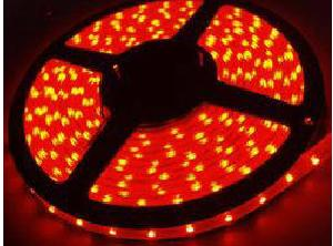 OLT Waterproof 5050-SMD Red Light LED Strips - 1 METER - SNHE