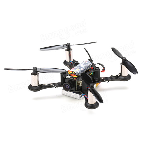 Kingkong Smart100 100mm Futaba SUBS DSM2 Receiver Micro FPV Racing Quadcopter - PLUG-N-PLAY - SNHE
