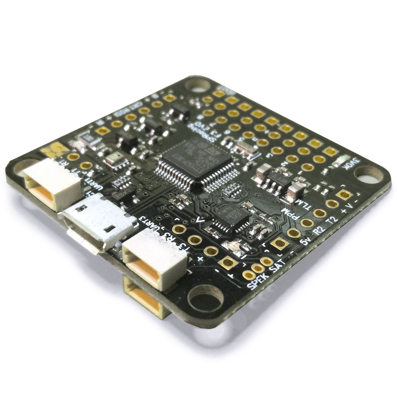 SP Racing F3 EVO with SD Card Flight Controller - SNHE
