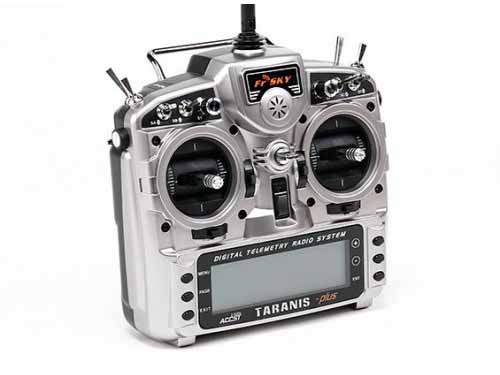 FRSKY TARANIS X9D+ 16CH DIGITAL TELEMETRY TX - MODE 2 (US CHARGER) - SNHE