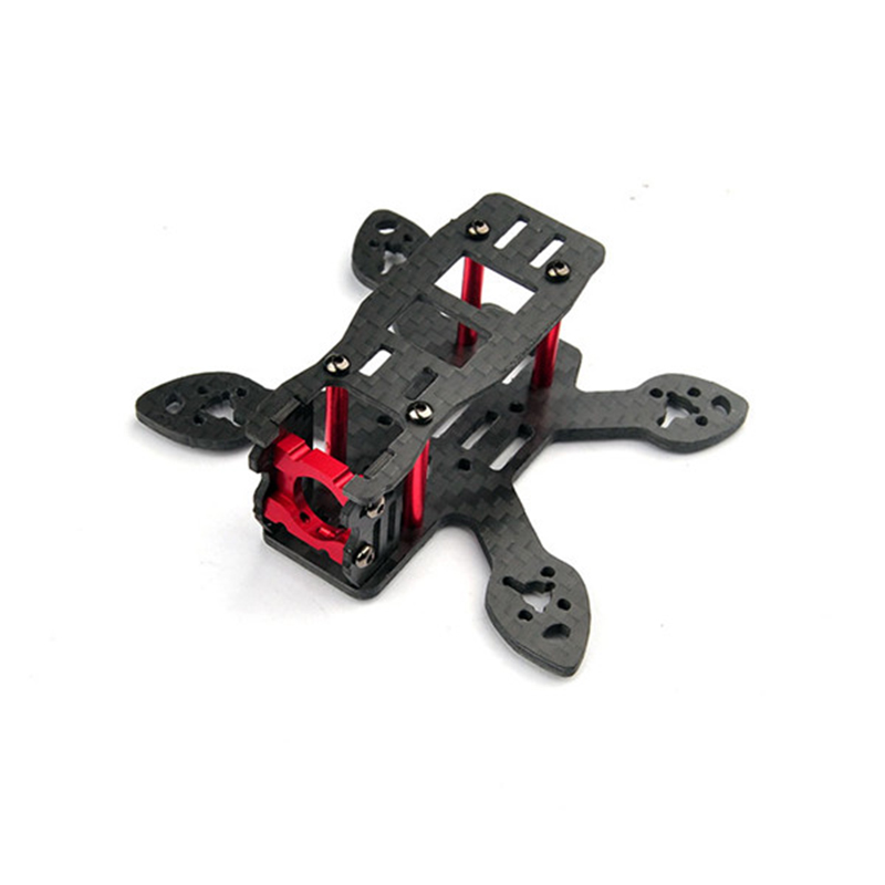 Realacc Toad 75 75mm 3K Carbon Fiber Mini Racing Frame Support 15x15mm 16x16mm FC 1103 0703 Motor - SNHE