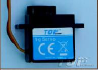 TOP RC FW190 9g servo(250mm) for flaps - SN Hobbies