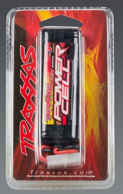 Traxxas 7.2V 6C NiMH Battery, LaTrax, with Molex - SNHE