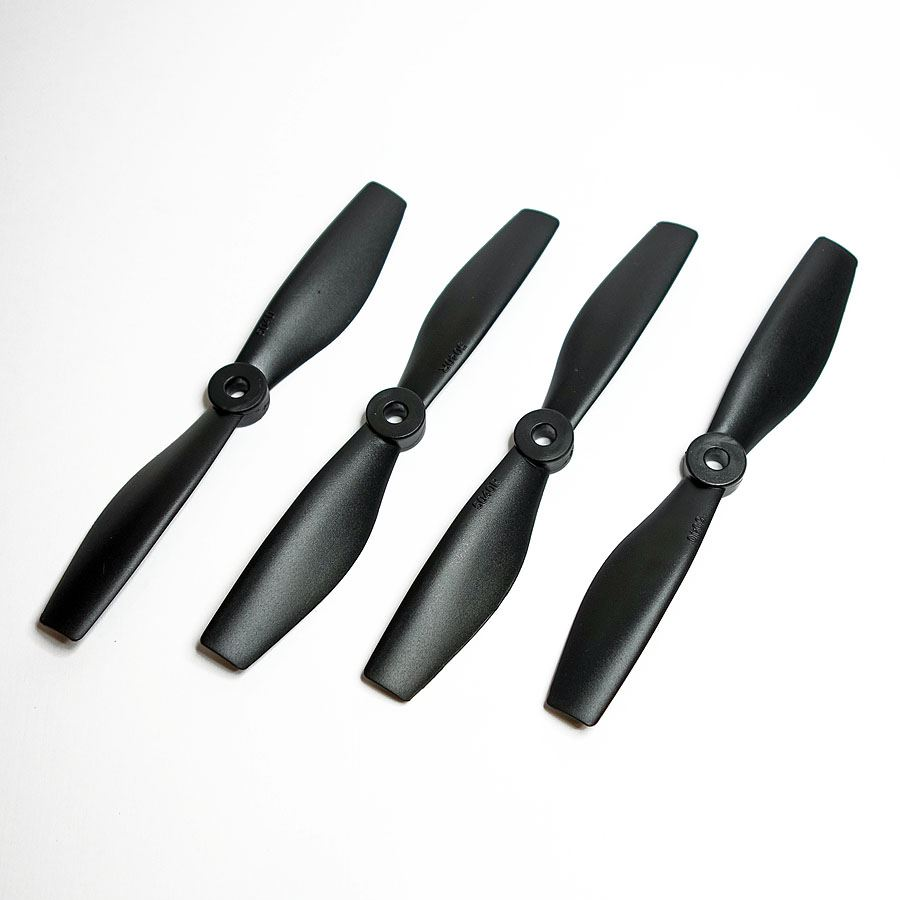 DAL Indestructible 5040 V2 Bullnose Props - <b>BLACK</b>