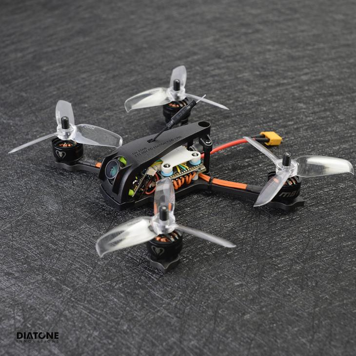 Diatone 2019 GT-R349 <b>TBS VTX Edition</b> 3INCH 3-4S FPV Racing Drone <b>PNP</b> - <font color=&quot;red&quot;><b>CURRENTLY OUT OF STOCK, PREORDER ONLY</b></font> - SNHE