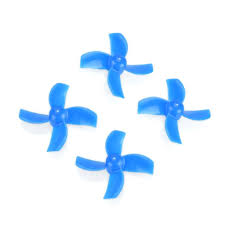 BetaFPV 31mm 4-blade Micro Whoop Propellers (1.0mm Shaft) - SNHE