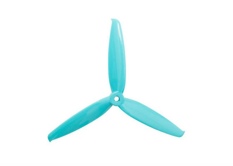 Gemfan <b>Flash 6042</b> Durable 3 Blade Propeller - <b>Blue</b>