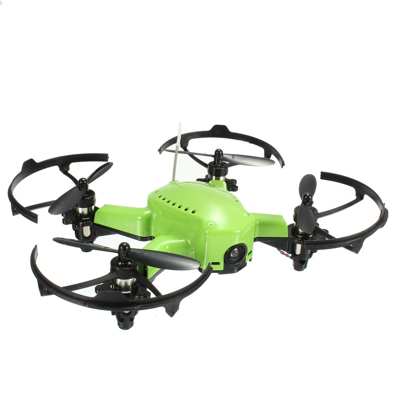 Eachine Flyingfrog Q90 Micro FPV Racing Quadcopter BNF <b>FRSKY</b> with F3 5.8G 200mW VTX 1000TVL Camera - SNHE