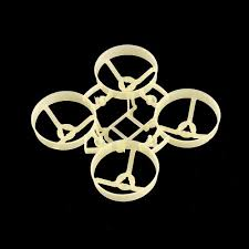 HappyModel Bwhoop65 UR65 65mm Brushless Tiny Whoop Frame - <b>Lemon Green</b> - SNHE