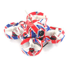 Eachine <b>UK65</b> 65mm Whoop FPV Racing Drone - <b>BNF FRSKY</b>