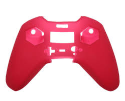 Realacc Transmitter Silicone Protective Case Cover for FrSky Taranis X-LITE - <b>Red</b>