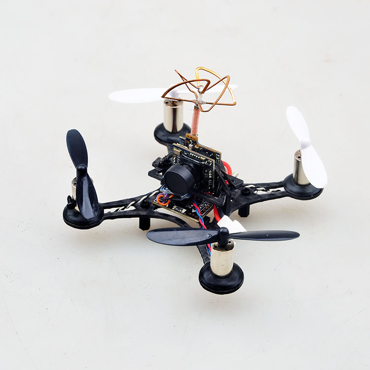 Eachine Tiny QX90 90mm Micro FPV Racing Quadcopter BNF Based On F3 Flight Controller - <b>Spektrum</b> - SNHE