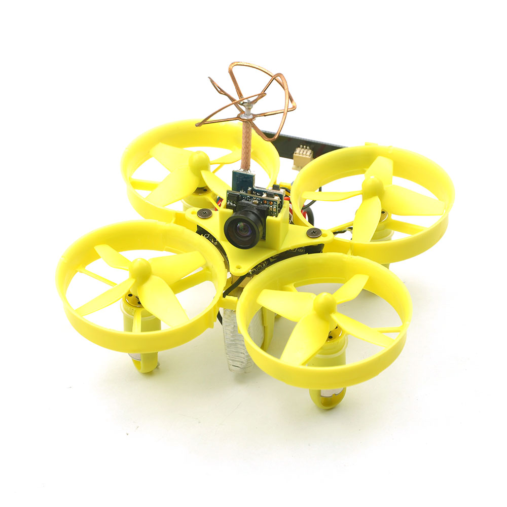 Eachine Turbine QX70 70mm Micro FPV Racing Quadcopter BNF Based On F3 EVO Brushed Flight Controller - <b>Spektrum</b> - SNHE