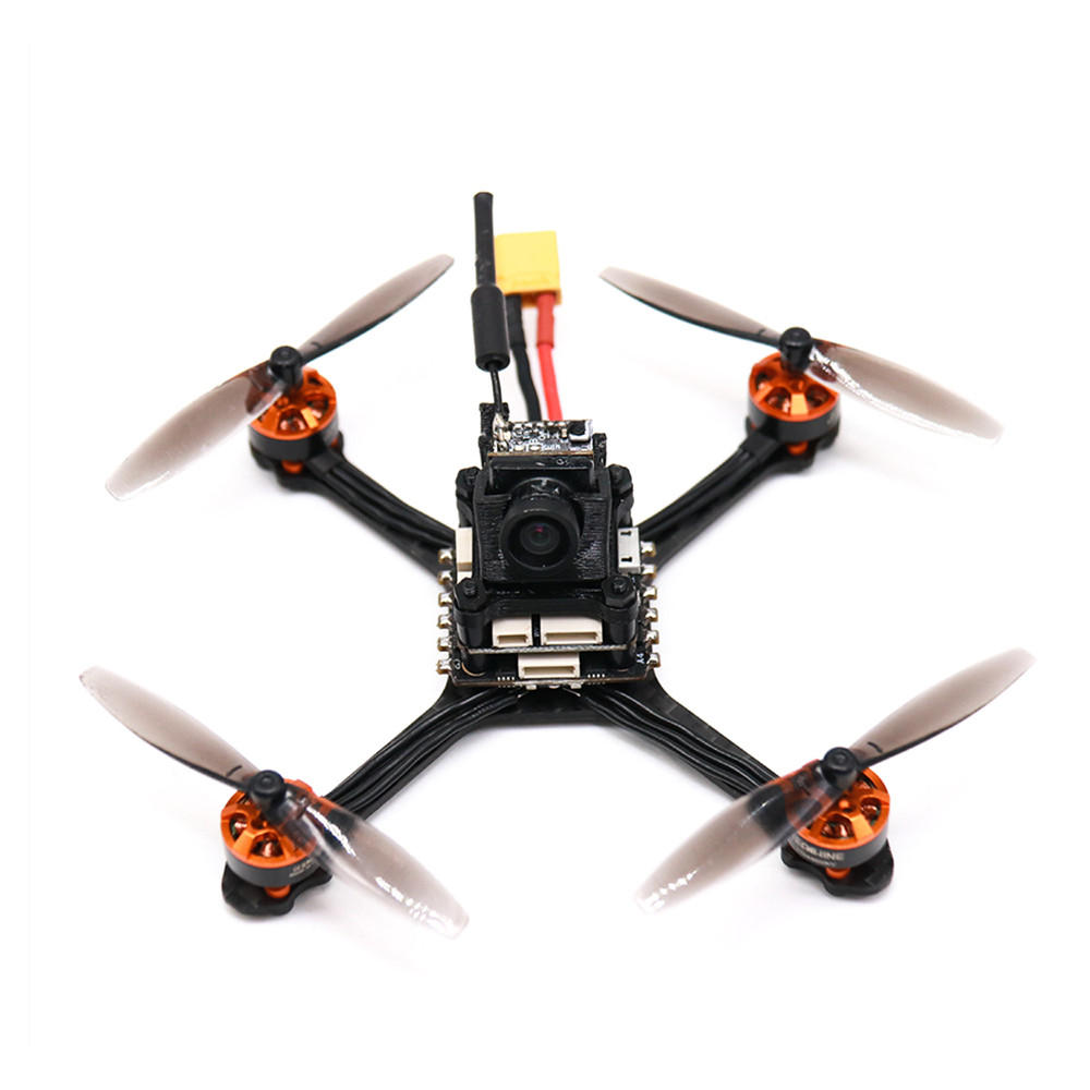 Eachine Tyro69 105mm 2.5 Inch 2-3S DIY FPV Racing Drone PNP w/ Caddx Beetle V2 Camera