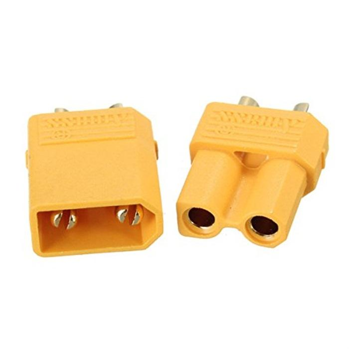 XT30 Connector Plug Set (Male/Female Set))