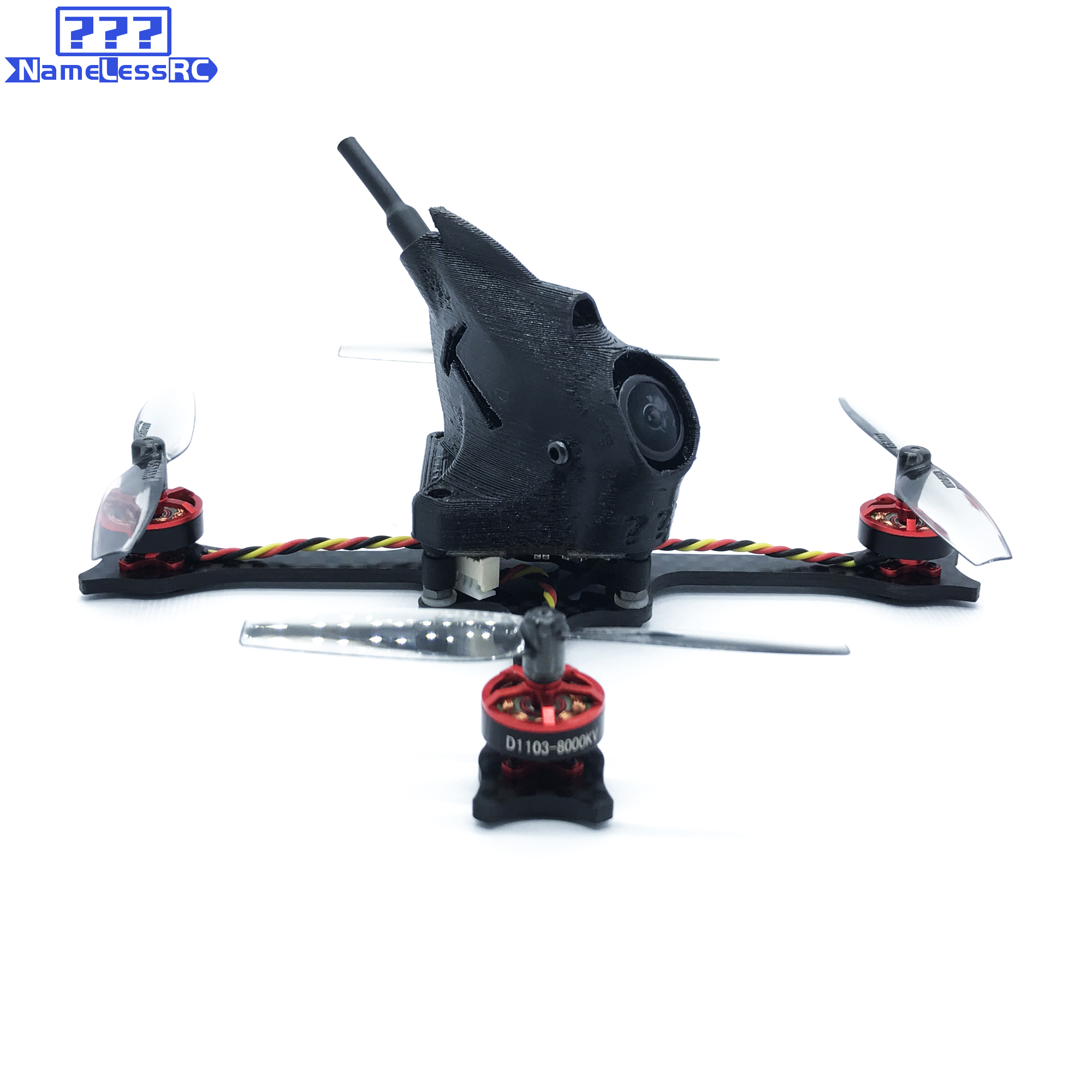 NameLessRC N47 65mm FPV Racing Drone - <b>BNF FRSKY</b>
