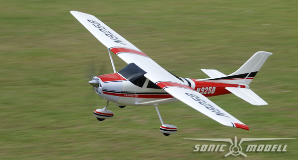 SONIC MODEL Cessna 182 Skylane Max V2 - Ready To Fly