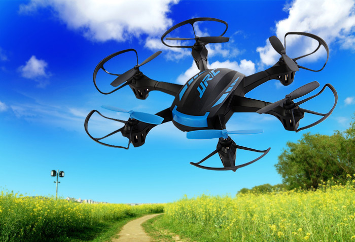 JJRC H21 RC Hexacopter - SNHE