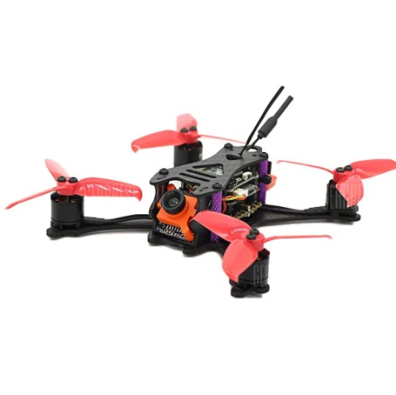 SKYSTARS X120 BOLT Micro Brushless FPV RC Drone - <b>NIGHT BNF DSM2</b>