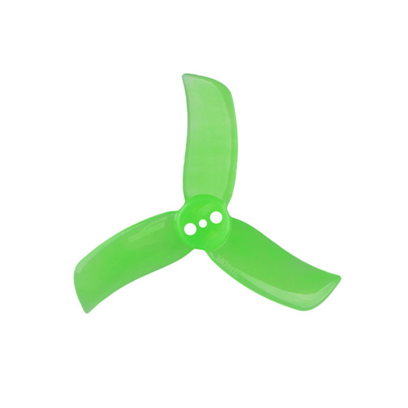 "GemFan <b>2040</b> Hulkie T-Type PC 3-Blade Propeller 4 Pairs - <font color=""green""><b>Green</b></font>"