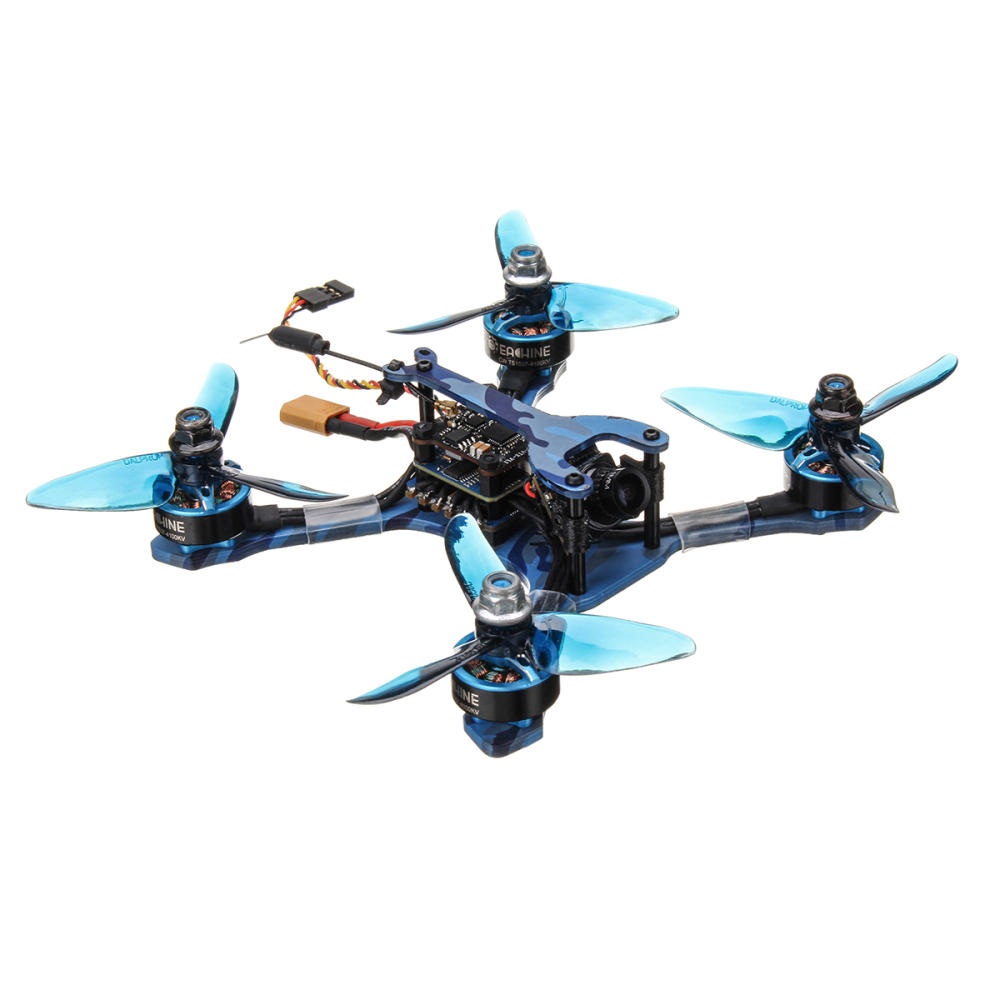 Eachine <b>Wizard TS130</b> FPV Racing Drone PNP