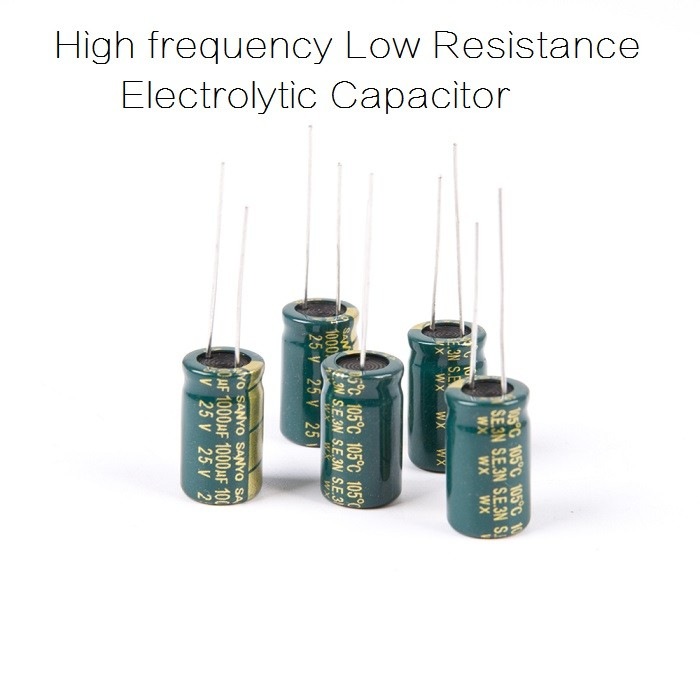 Low ESR Capacitor <b>(25V 1000UF)</b> - SNHE