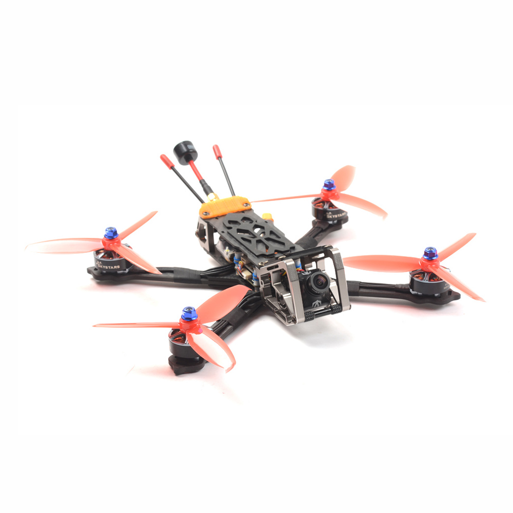 SKYSTARS G520S 4-6S FPV Racing Drone BNF with Frsky XM+ Receiver